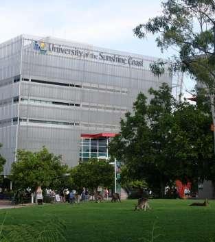University Of Sunshine Coast